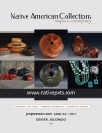 Native American Collections–Unique & Contemporary
