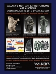 Walker's Inuit Art & First Nations Art Auction