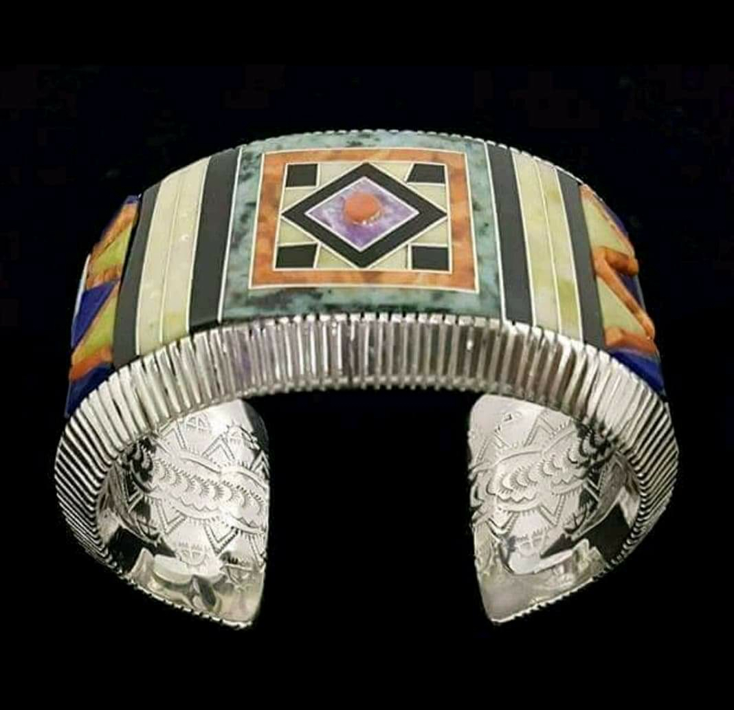 Rainbow Warrior Cuff