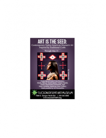 Art is the Seed: Contemporary Native American Women's Art Inspired by Traditional Crafts