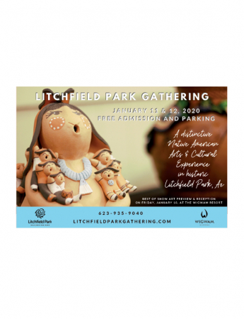 2020 Litchfield Park Gathering Native American Fine Arts Festival