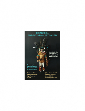 John C. Hill Antique Indian Art