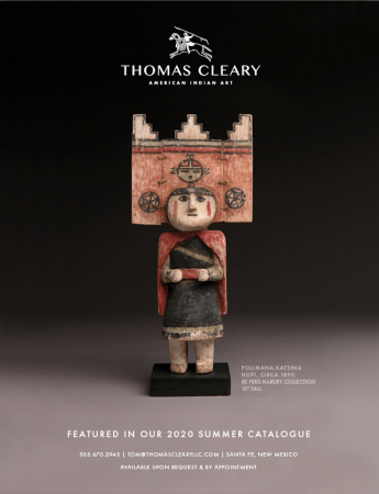 Thomas Cleary American Indian Art