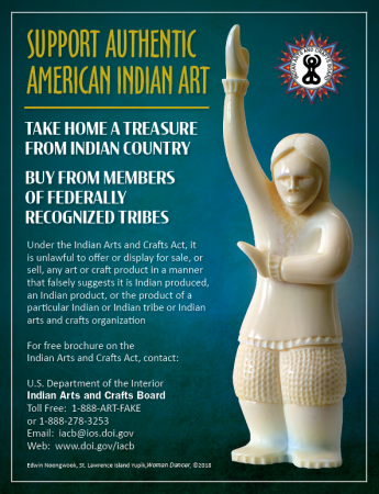 U.S. Department of the Interior Indian Arts And Crafts Board
