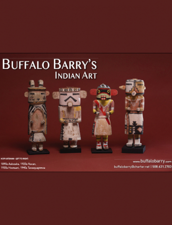 Buffalo Barry's Indian Art