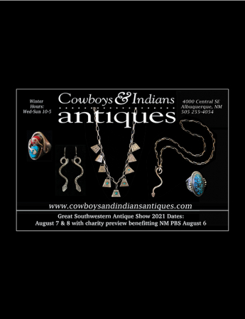 Cowboys and Indians Antiques