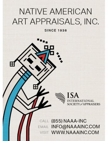 Native American Art Appraisals Inc.