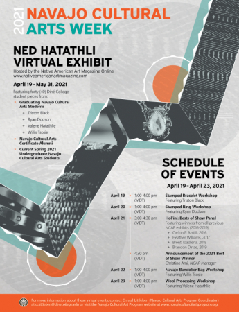 2021 Navajo Cultural Arts Week