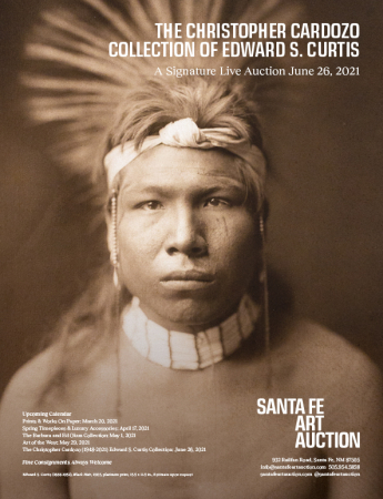 The Christopher Cardozo Collection of Edward S. Curtis