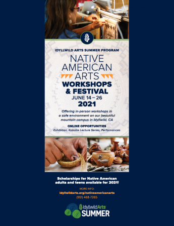 Native American Arts Workshops & Festival