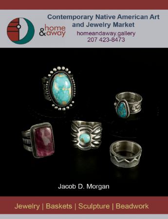 Contemporary Native American Art and Jewelry Market