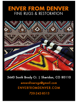 Enver from Denver Fine Rugs & Restoration