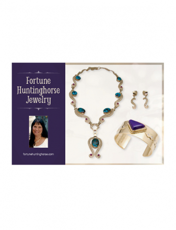 Fortune Huntinghorse Jewelry