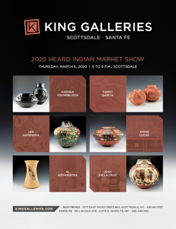 King Galleries Scottsdale & Santa Fe
